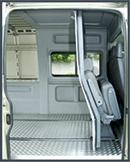 грузовой цельнометаллический фургон Mercedes Sprinter Classic