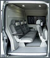 Грузопассажирский микроавтобус Комби Mercedes Sprinter Classic