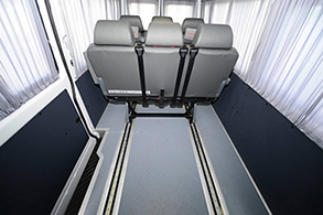 Mercedes-Benz Sprinter Classic Corporate Minibus пассажирский микроавтобус 9 мест багажное отделение