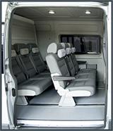 Микроавтобус 9 мест Mercedes Sprinter Classic