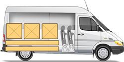Mercedes-Benz Sprinter Classic Corporate Minibus пассажирский микроавтобус 9 мест