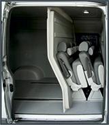 Грузовой фургон Mercedes Sprinter Classic
