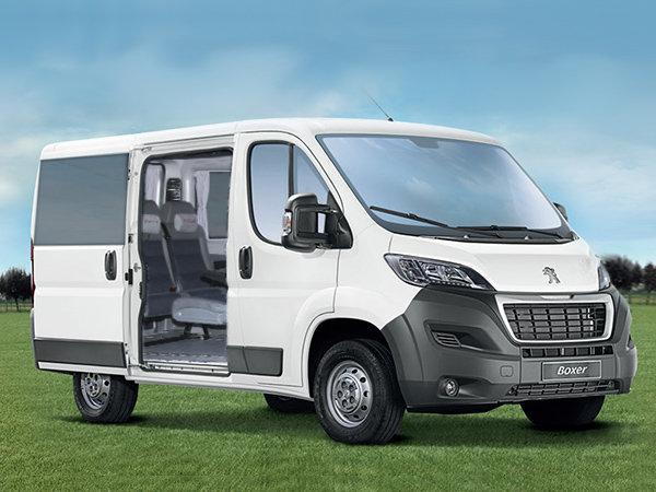 Peugeot Boxer Tour Transformer 5in1 (L2H2)