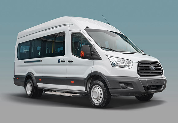 Ford Transit Город